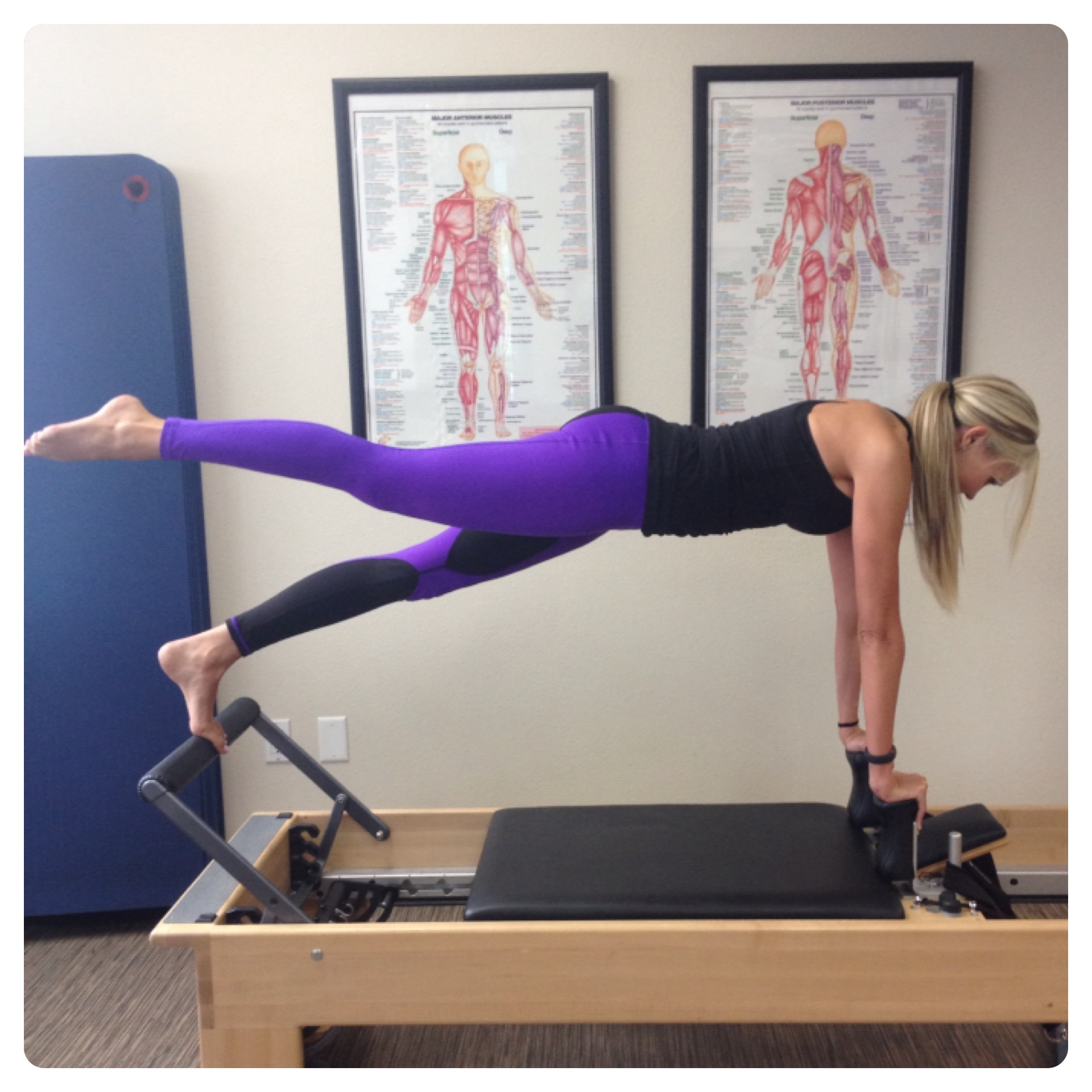 Tall Girl Tall Girl Pilates